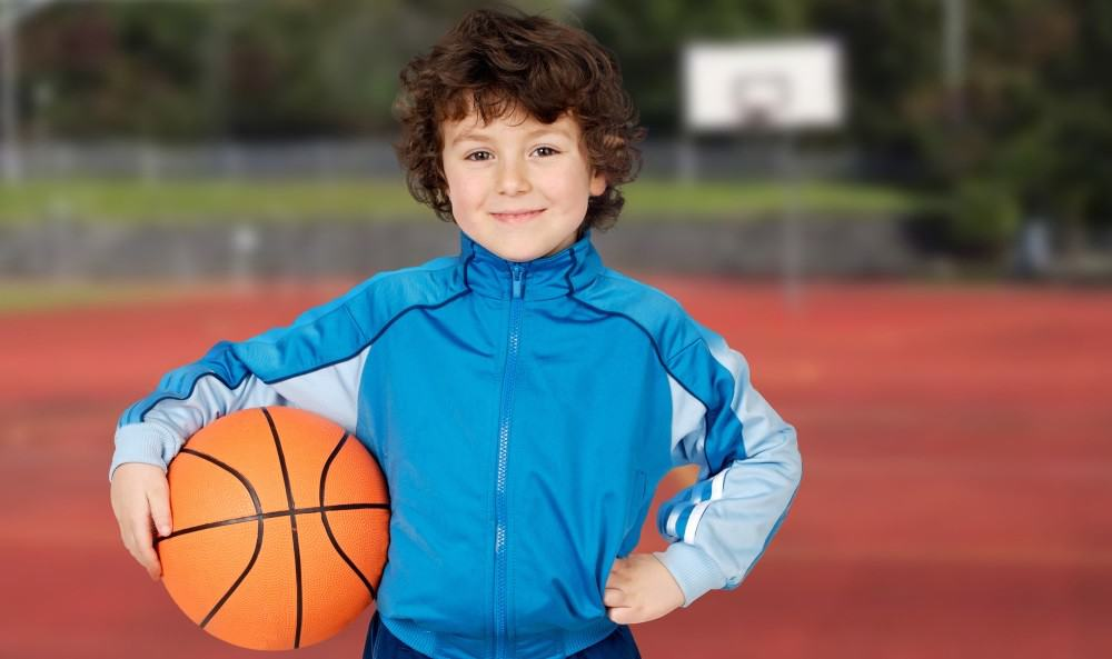 How to Teach Your Son to Play Basketball