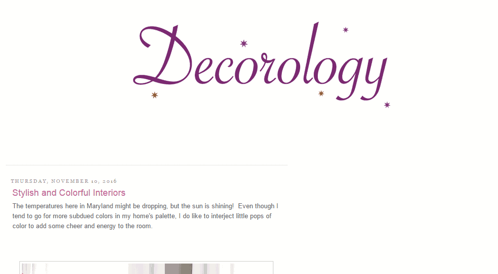 decorology