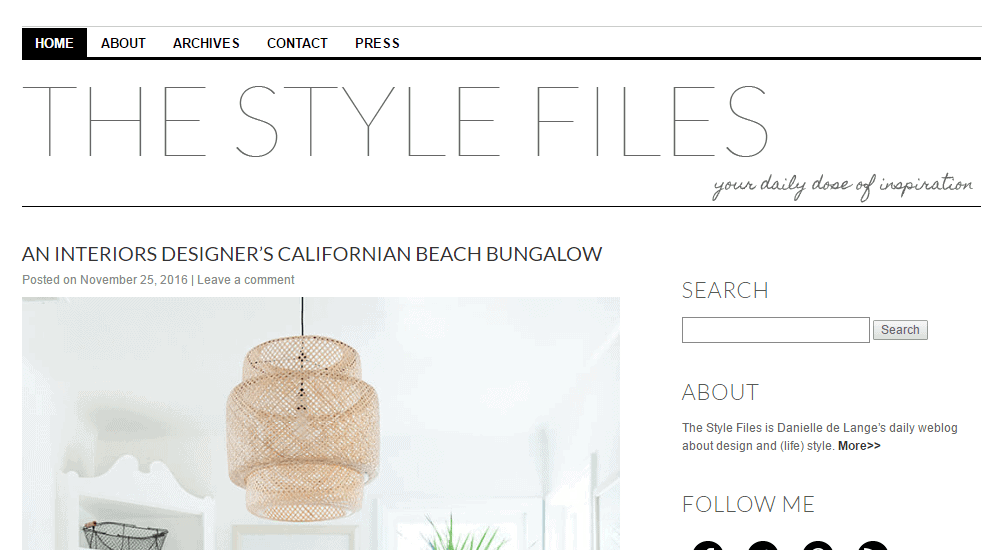 style-files