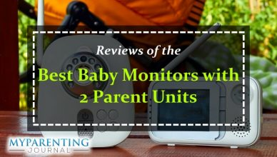 best baby monitors with 2 parent units