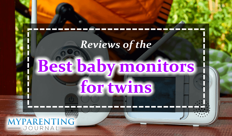 best baby monitors for twins with split screen reviews