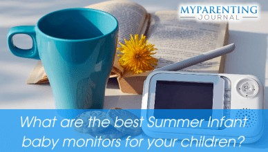 best summer infant baby monitors with reviews