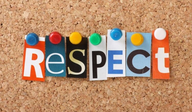 Image result for how to be respectful