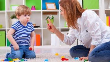 how to teach your child to control anger