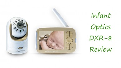 Want to Buy the Infant Optics DXR-8 Baby Monitor? Read My Review First