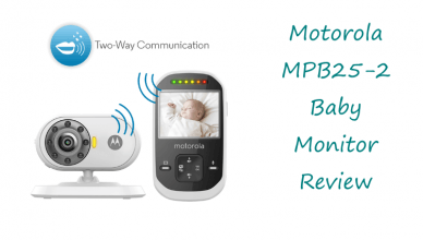 Read My Motorola MBP25-2 Baby Monitor Review First Before Buying it