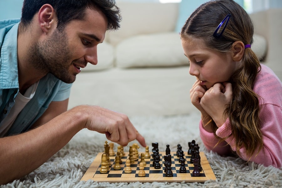 ways to teach your child chess